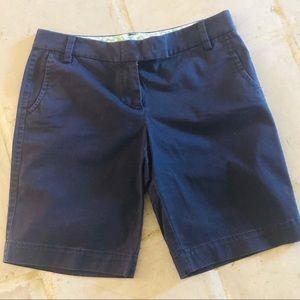 J Crew stretch city fit shorts